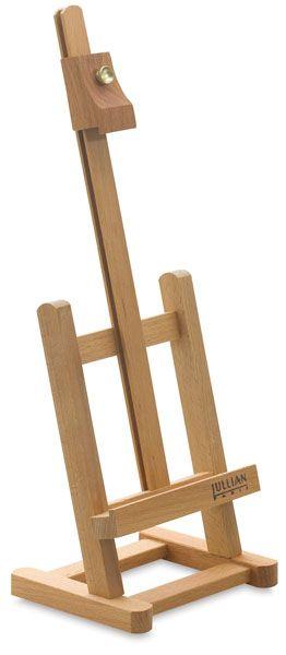 Jullian Table Easels - BLICK art materials | Art Supplies Wish Lists ...
