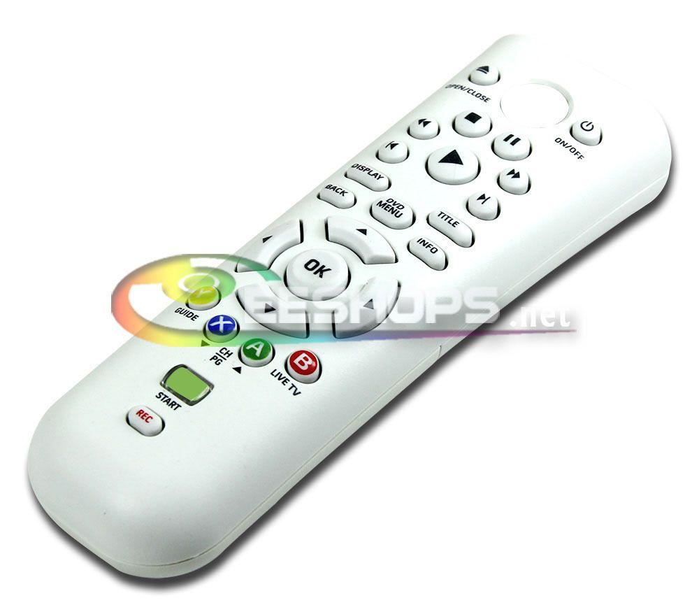For Microsoft Xbox 360 Xbox360 Elite Console Universal Media Remote