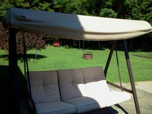 25 Unique Outdoor Swing Cushions Ideas On Pinterest: Best 25+ Replacement Canopy Ideas On Pinterest