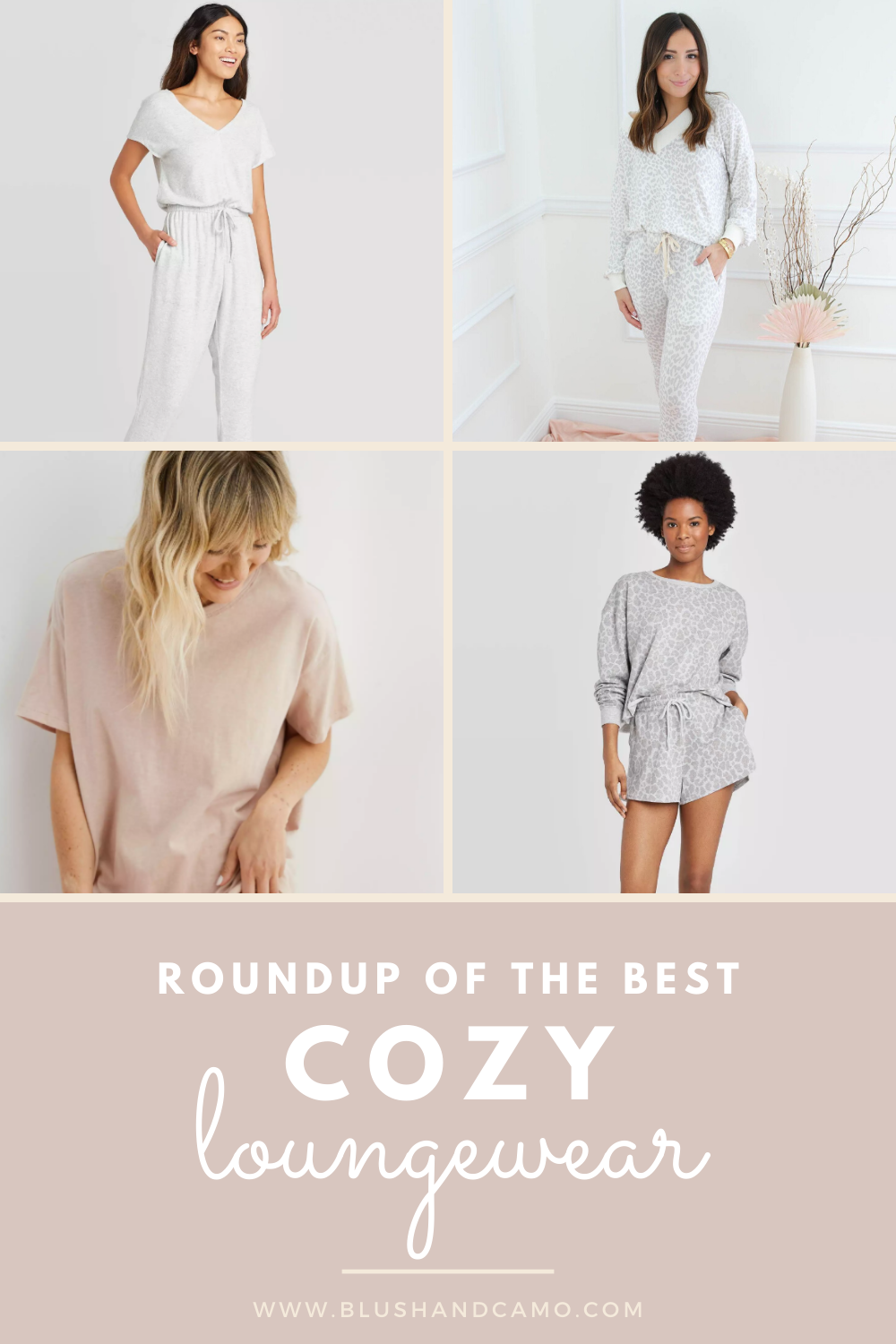 The Cutest Loungewear For Social Distancing Blush Camo In 2020 Lounge Wear Outfits Cozy Outfit [ 1500 x 1000 Pixel ]