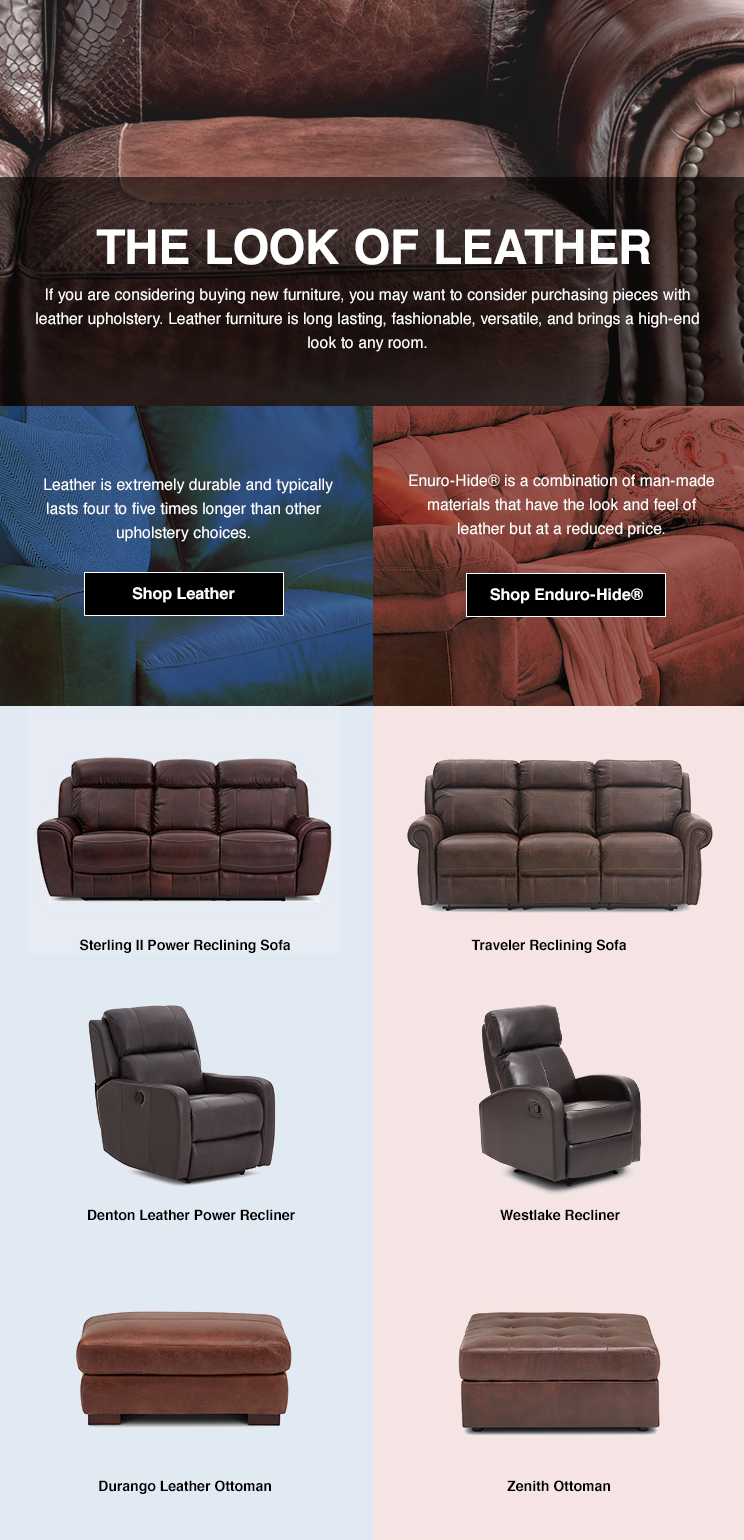 Get The High End Look Of Leather In Genuine And Man Made Materials For A Classic And Versatile Look Furn Trending Decor Home Decor Trends Leather Furniture
