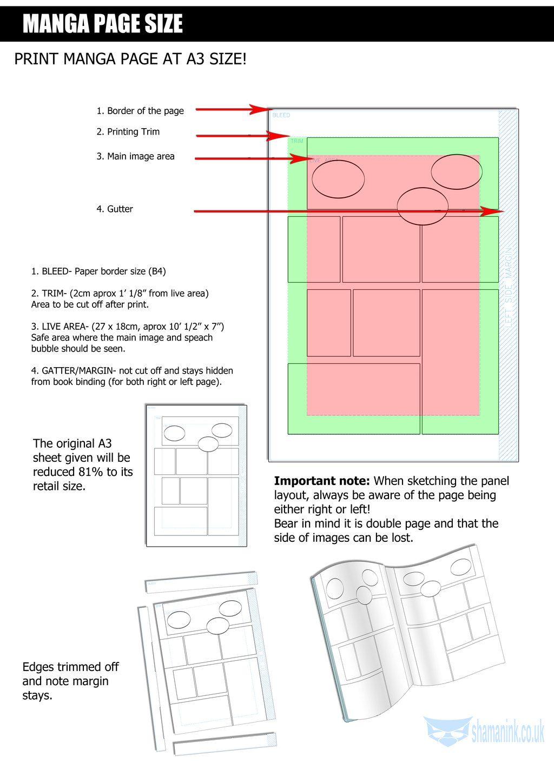 Free manga / comic page layout templates by Manga-apps on Deviantart ...