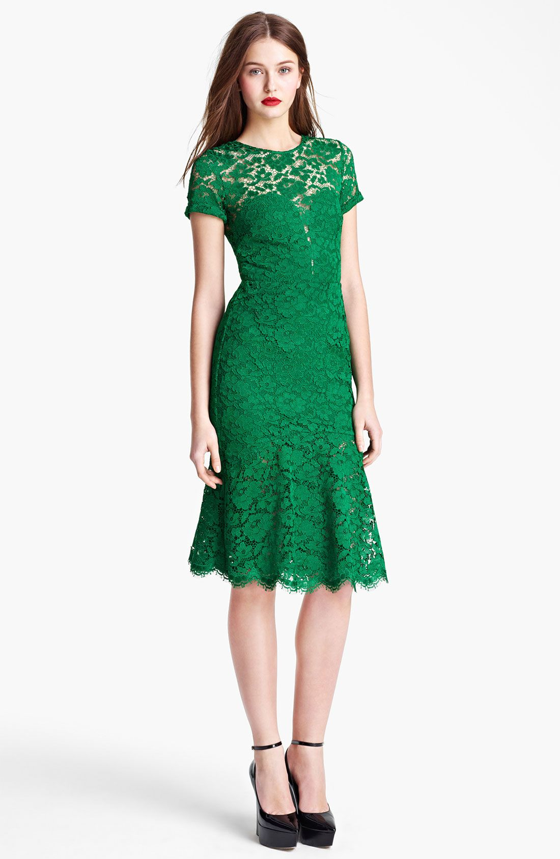 Shopping queen greenery elisa kleid