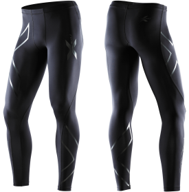 b67884f64568f 2XU Men's Recovery Compression Tights - Dick's Sporting Goods | Buy ...