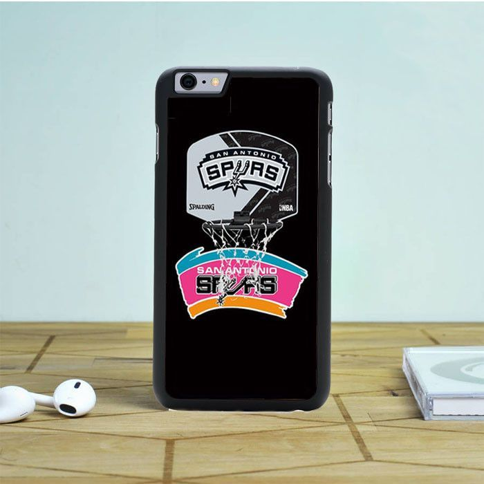 spurs iphone 6s case