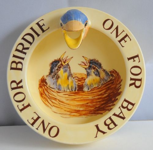 Details About VERY RARE ROYAL WINTON GRIMWADES BABY BOWL