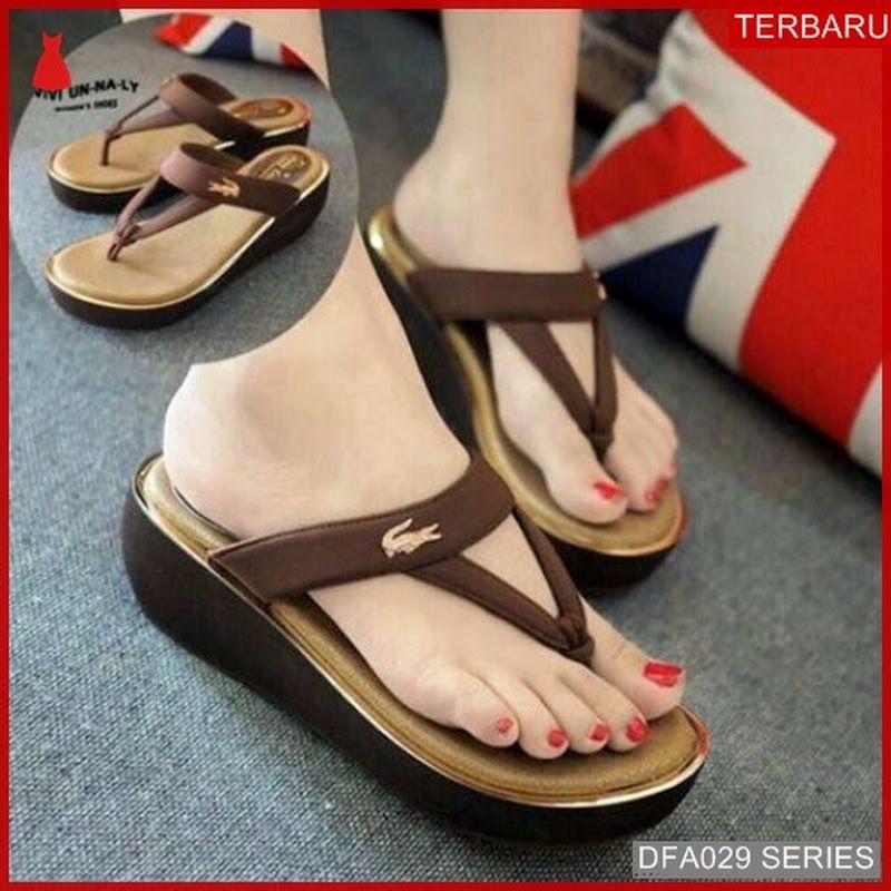 Dfa029051 1 Sandal Wedges Athirah Wanita Wdgs Dewasa 365 Sintesis