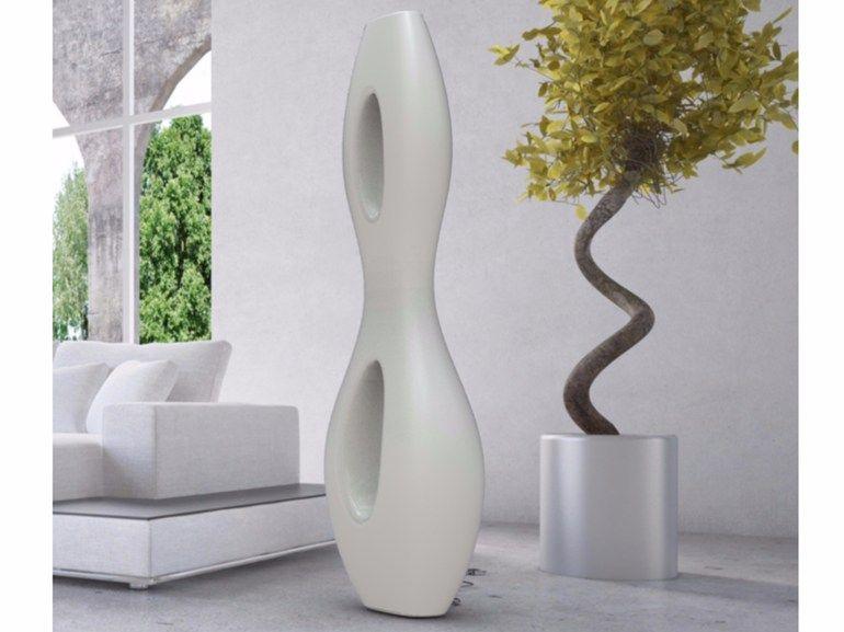 Lampada da terra a LED in Adamantx® INFINITY by ZAD ITALY design Sabino Ferrante