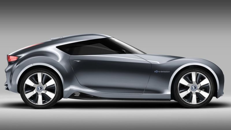 I Ll Believe A Nissan 400z Is Happening When I See It On Dealer Lots Nissan Z Nissan Z Cars Nissan Cars
