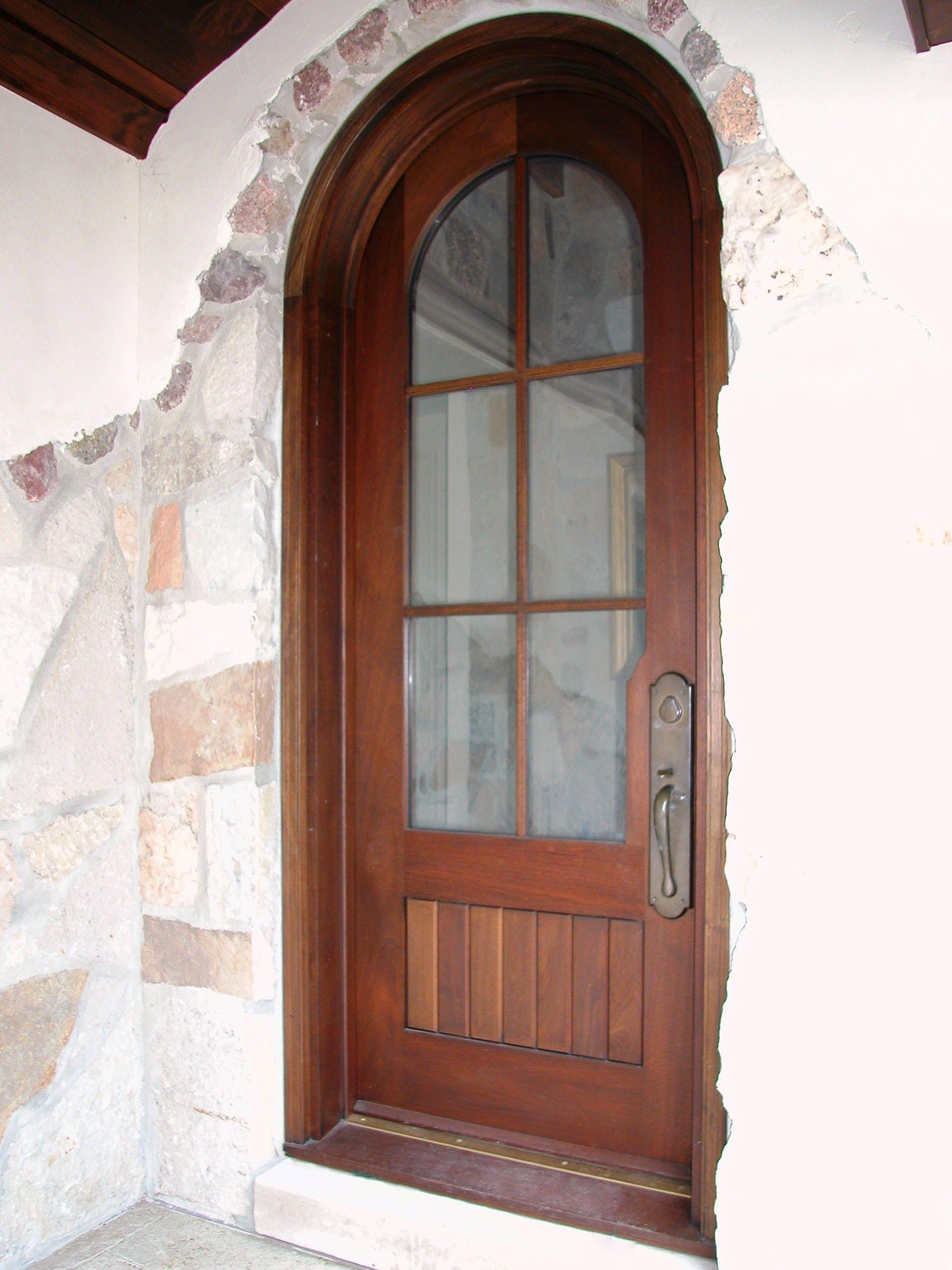 Heartwood Fine Windows And Doors Front Door Ideas Brick House Door Design Modern Arched Exterior Doors