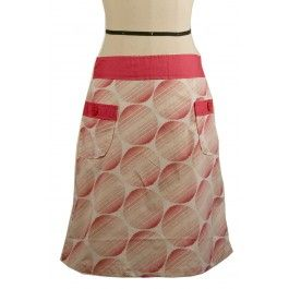The Swirly Cue Skirt | Indie Retro Vintage Inspired Skirts| Poetrie