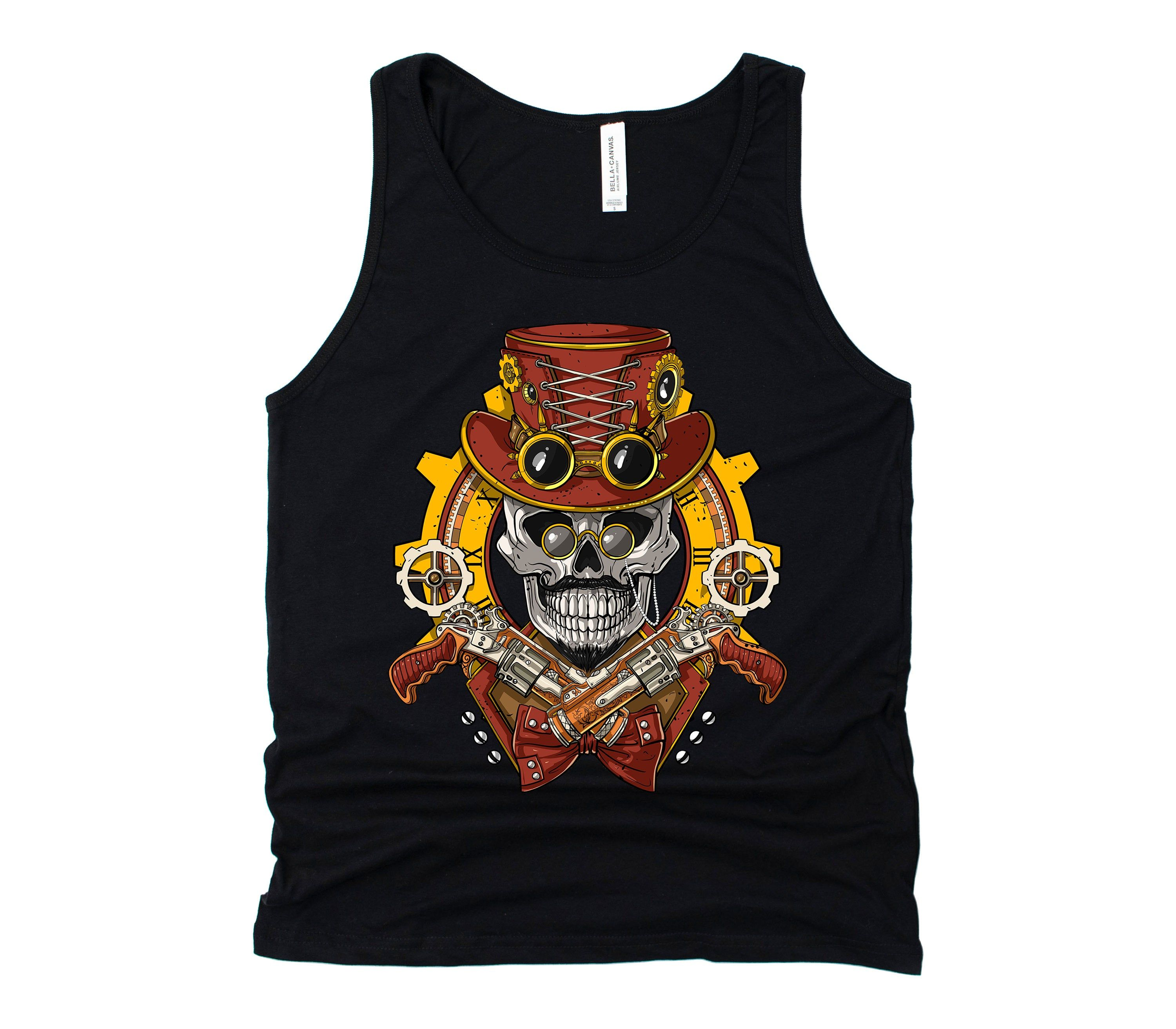DressCode Aliens Mens Aliens Inside Tank Top