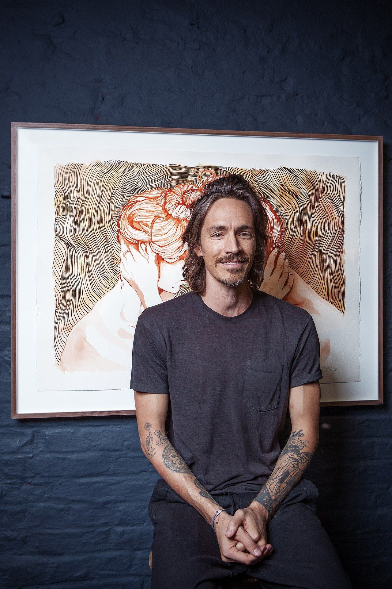 Pin By Molly Boyd On Tattoo Ideas: Pin By ☯ Stormee ☯ On The Fabulous Brandon Boyd