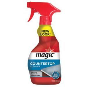 Magic Countertop Cleaner Trigger Spray 414 Mlred Clean Laminate