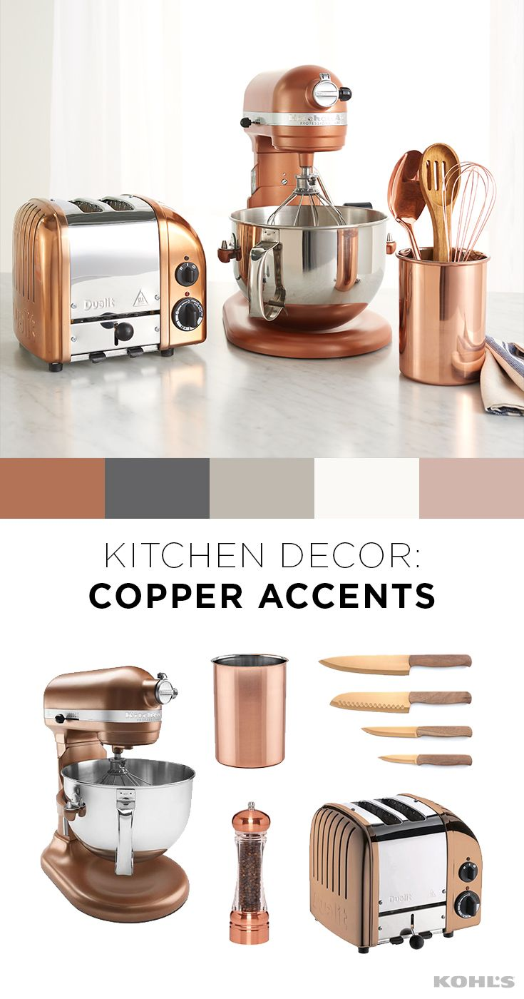 Copper Is The Latest Trend In Home Decor And Now Your
