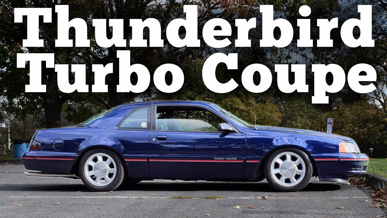 1987 Ford Thunderbird