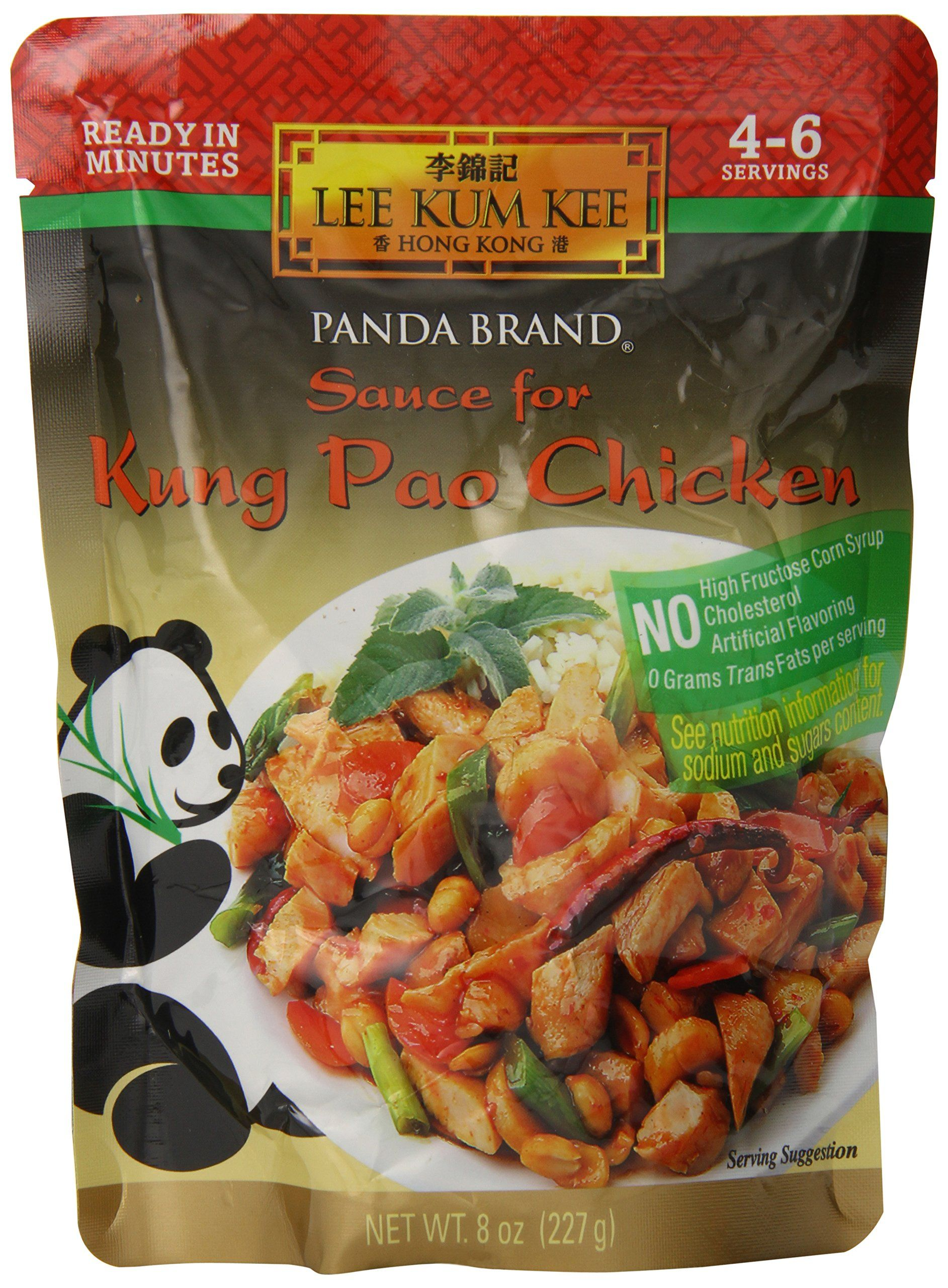 panda sauce for kung pao chicken 8ounce pack of 6 want additional info click on the image it is amazon affiliate link asian recipes food kung pao chicken pinterest