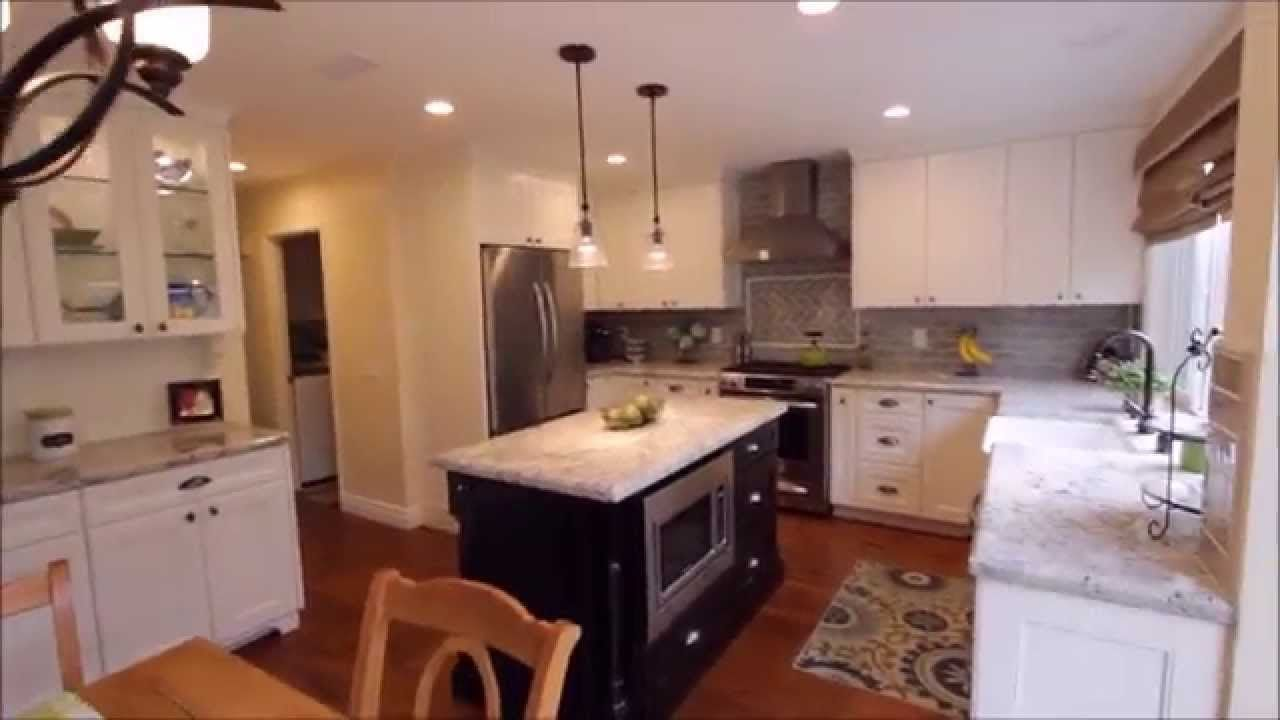 Design Build Kitchen Remodel In City Of Orange By Aplus Interior