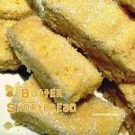 Butter Shortbread