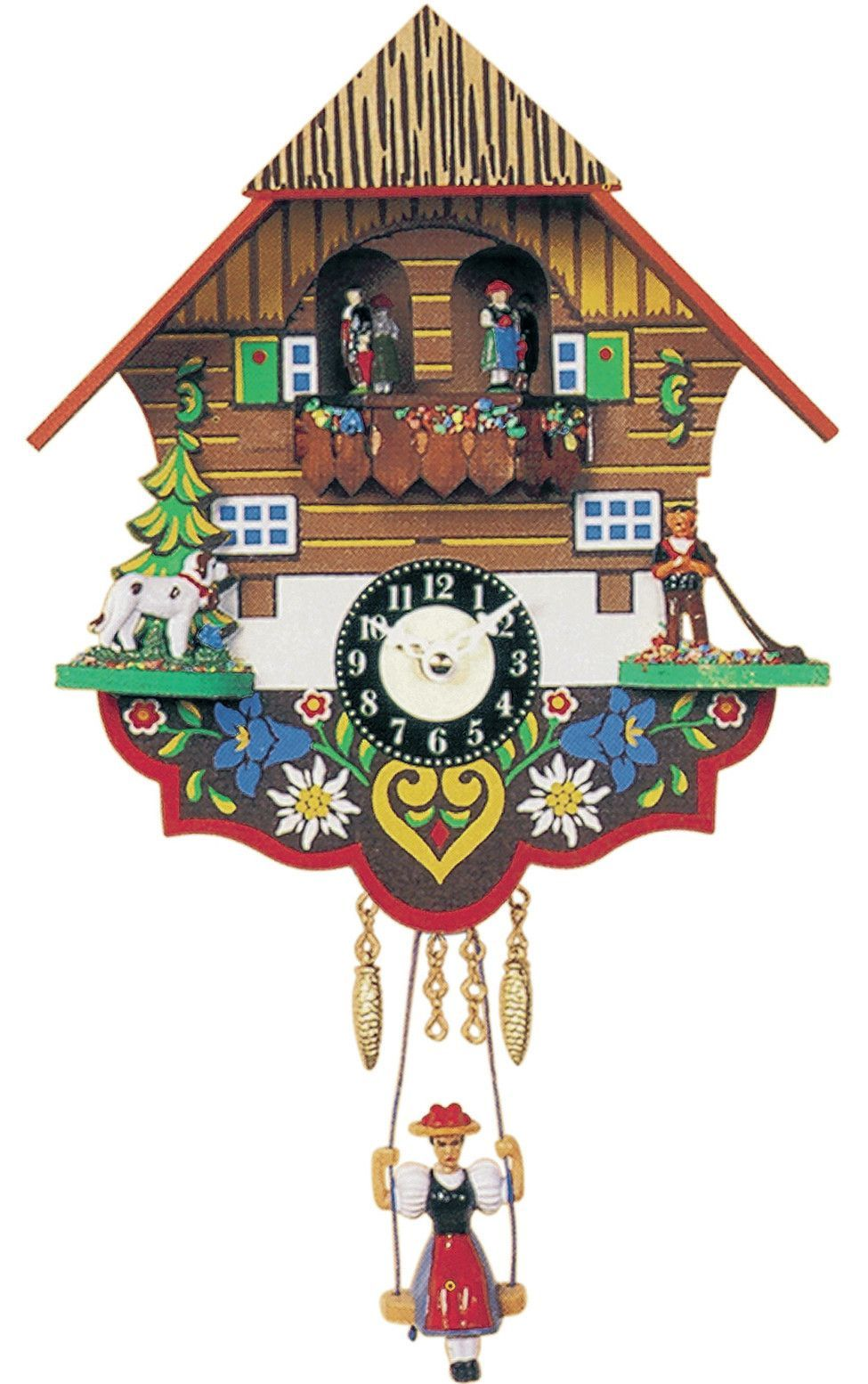 engstler battery operated wall clock with music and chimes on wall clocks battery operated id=68512