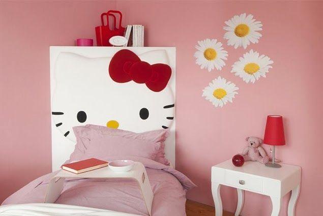 Cabeceras de Cama de Hello Kitty - Dormitorios para niñas BEYOTA