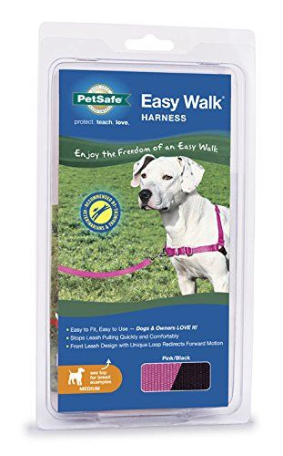 PetSafe/Premier Easy Walk HARNESS Simple Easy to Use Dogs