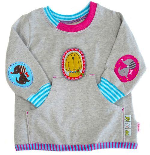 Schnittmuster für Kinder: Shirt nähen mit Ellbogenpatches | sewing ...