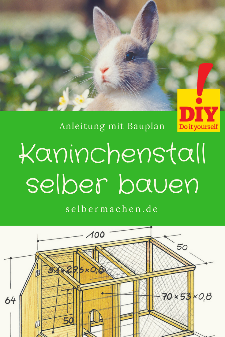 Kaninchenstall Selber Bauen Anleitung Kaninchen Aussengehege Kaninchen Kaninchen Freigehege