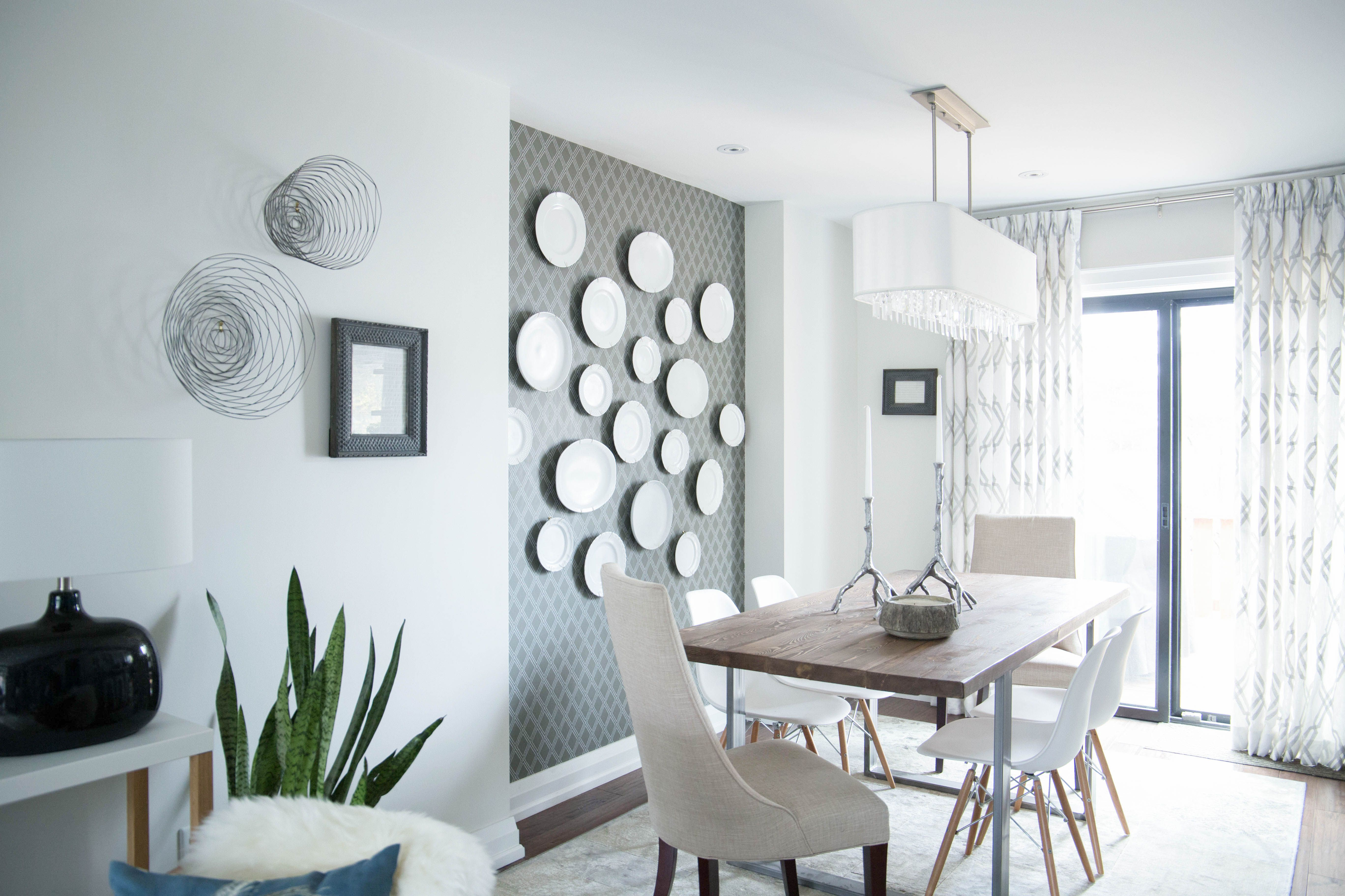 Property Brothers Dining Room Reveal by Karin Bennett Designs ...