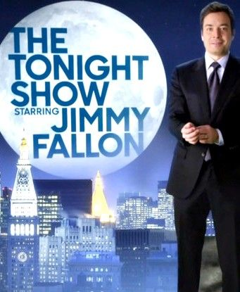 First promo picture for The Tonight Show Starring Jimmy Fallon