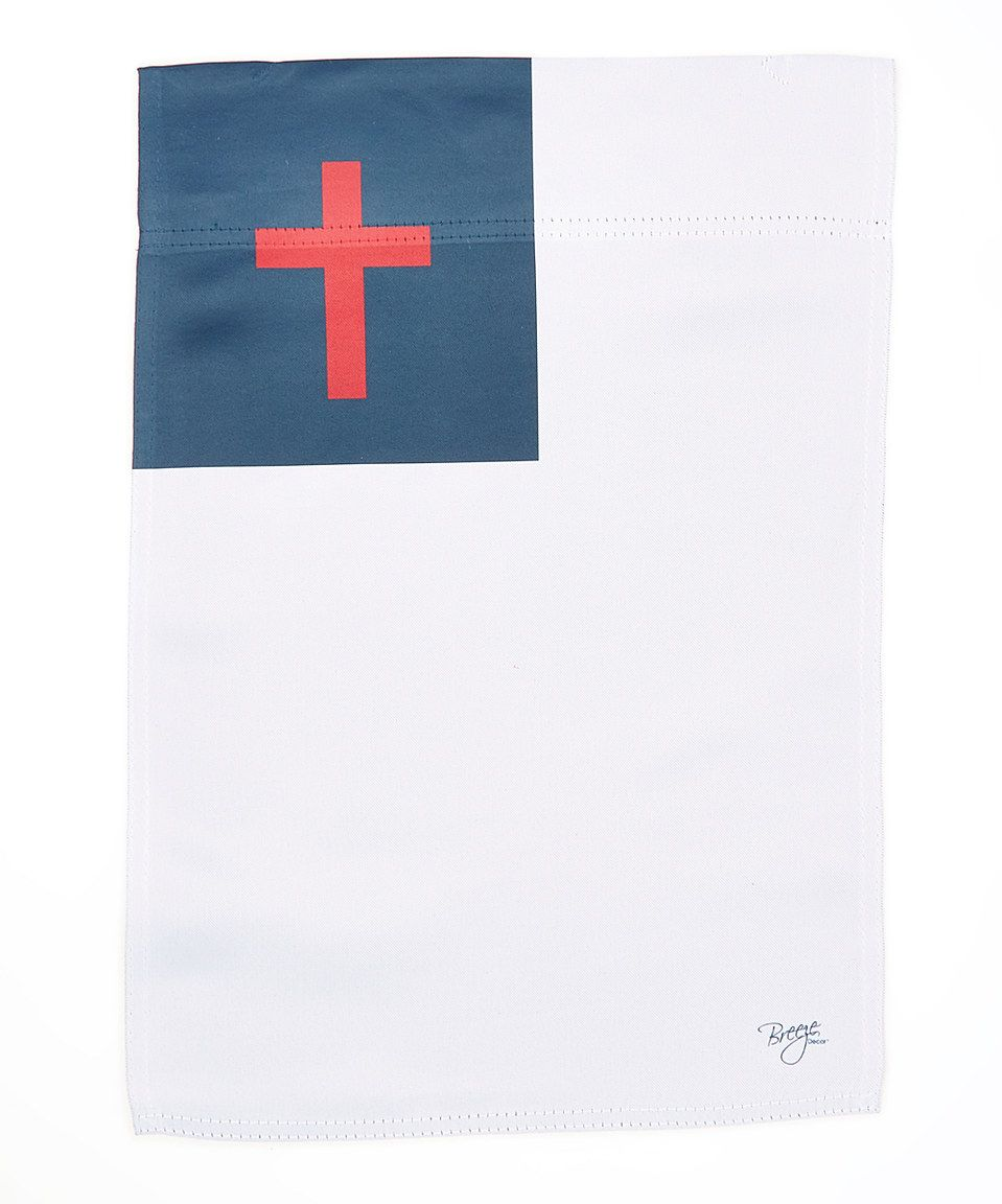 Look what I found on #zulily! Christian Flag by Two Group Flag Co. #zulilyfinds