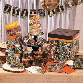 Camo Wedding Collection - OrientalTrading.com