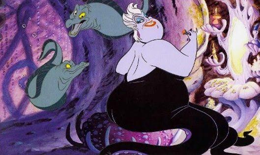 Google Image Result For Http Threadbythread Files Wordpress Com 2011 11 Ariel10 Jpg 3fw 3d590 Disney Villains The Little Mermaid Ursula Disney