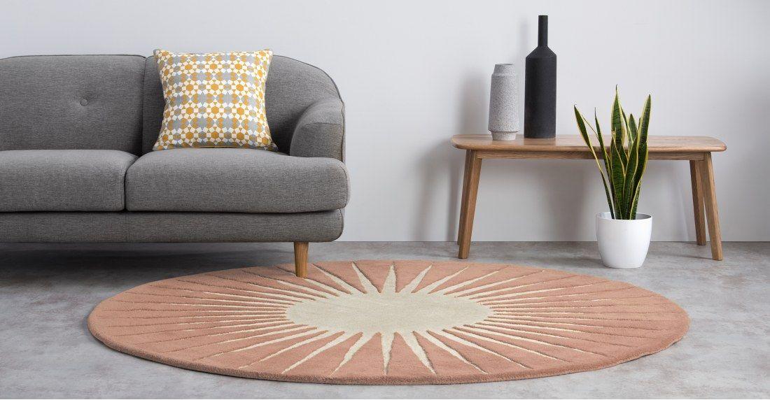 Round Rug Round Rug Living Room Living Room Carpet Grey Round Rug