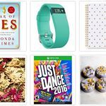 Our newest It-List is here! This week, we've picked items that are good for the mind, body and soul! All shopping details #ontheblog - link in profile.  1. Year of Yes @chaptersindigo  2. FitBit Charge HR @target  3. Sugar Paper Planner @target @sugarpaperla  4. Be Balanced Rooibos Tea @healinghousetea  5. Just Dance 2016 @target  6. Lemon Lavender Bath Melts @lovelybodyproducts  #happyshopping #ff #followfriday #styleblogger #blogger #wellness #mindbodysoul #mindbodyspirit #justdance #xbox…