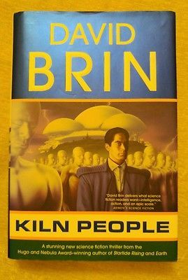 Kiln People (The Kiln Books, Book 1)
