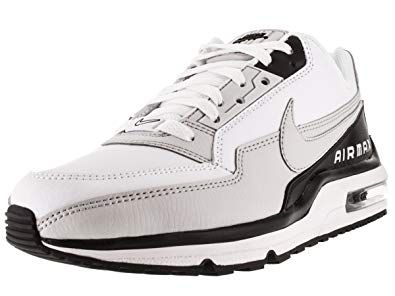 promo code 61580 693ac NIKE Men s Air Max LTD 3 Running Shoe (8.5, White Neutral Grey Black) Review