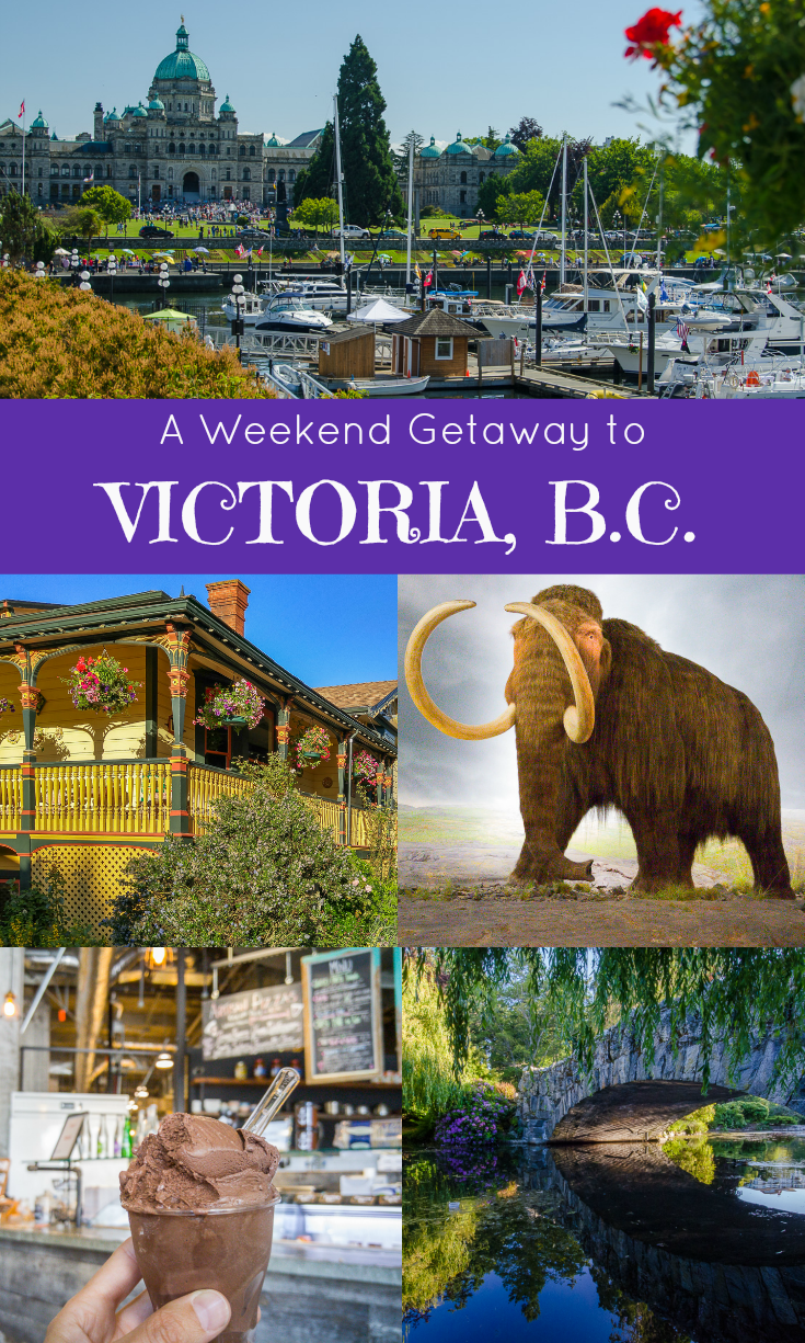 Things To Do On A Quick Trip To Victoria British Columbia Victoria Is An Easy Weekend Getaway From Seattle Wa Victoria Canada Canada Travel Canadian Travel