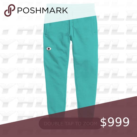 Iso Bad Bunny Eye Ojo Sweatpants Medium Any Color Sweatpants Clothes Design Color