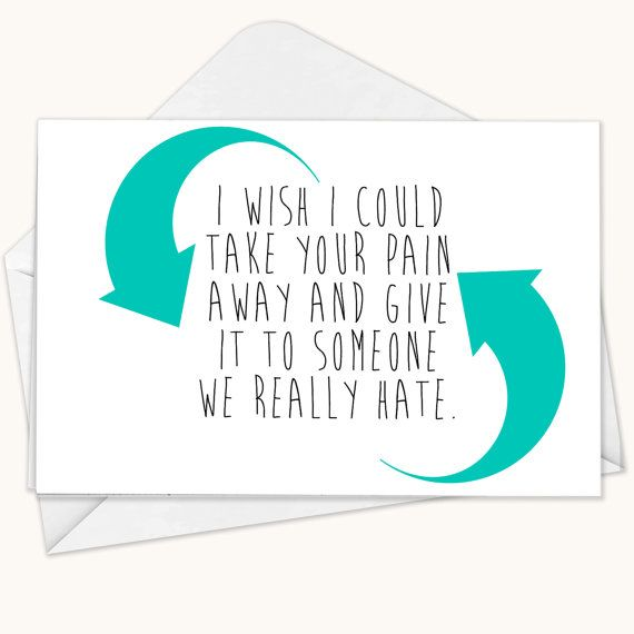 Apology Card Condolences Card Grieving Card Things by KnottyCards - free printable apology cards
