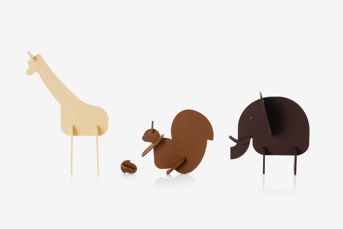 Animalium Chocolate Animal Kit by Ingrid Picanyol   00 ...