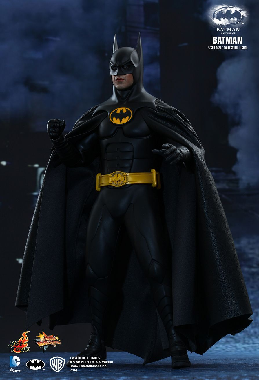 hot toys   batman returns  6th scale collectible figure