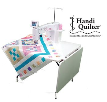 Sylvia's Stitches: Sit-down Long-Arm Resources Info for both Handi ... : sweet 16 long arm quilting machine - Adamdwight.com