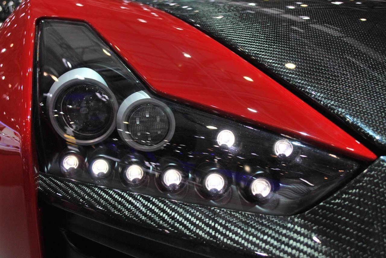 Ультра–легкий Roding Roadster