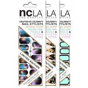 Best Bet: Nailing Hollywood x NCLA Nail Wraps ATTN @emilylang @APwolery