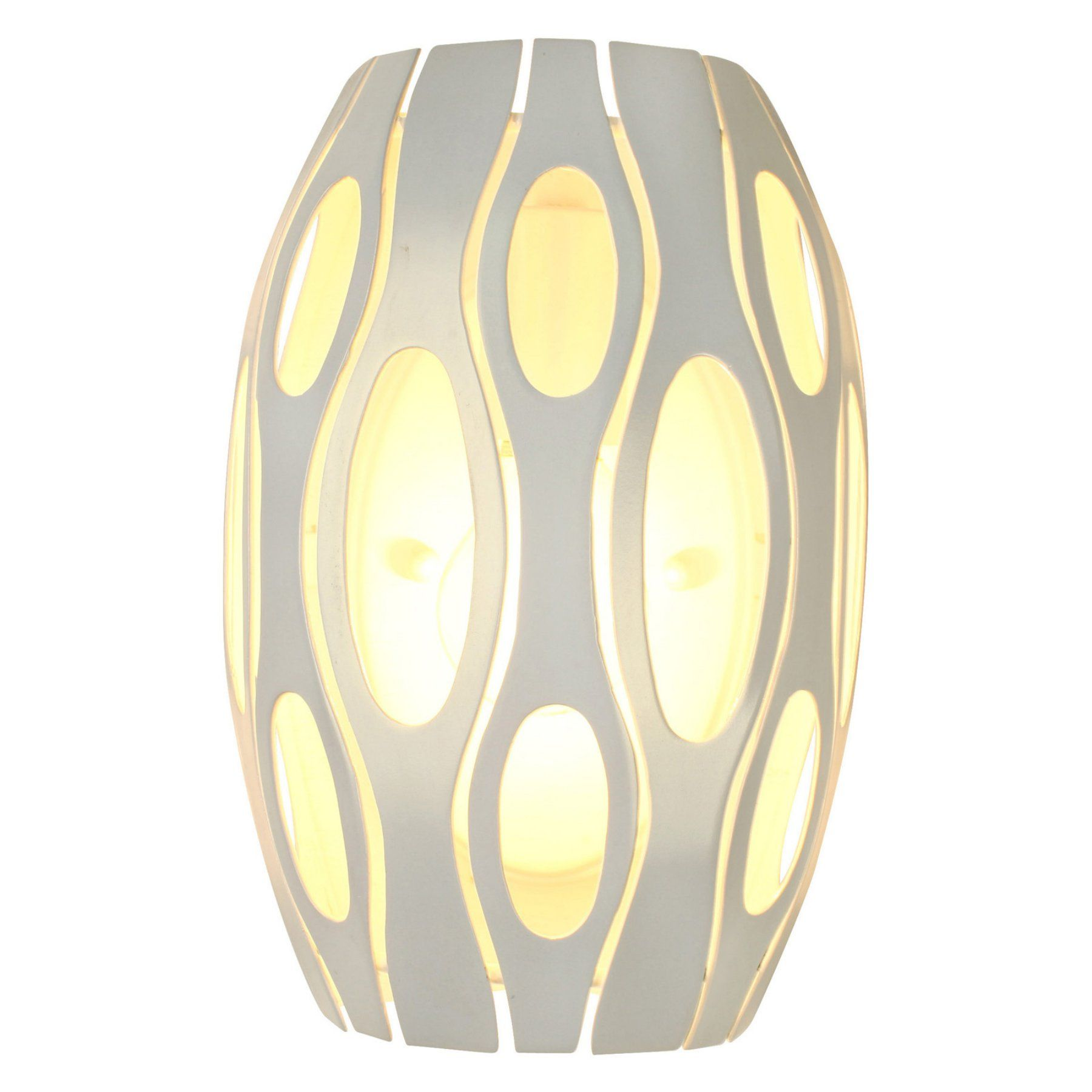 Varaluz Masquerade Wall Sconce W in Pearl WPE Wall
