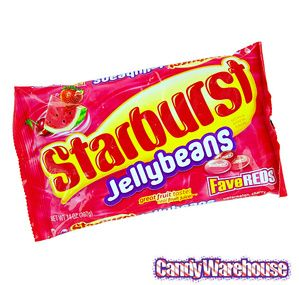 Incredible Starburst Jelly Beans Fave Reds Assortment 14 Ounce Bag Squirreltailoven Fun Painted Chair Ideas Images Squirreltailovenorg