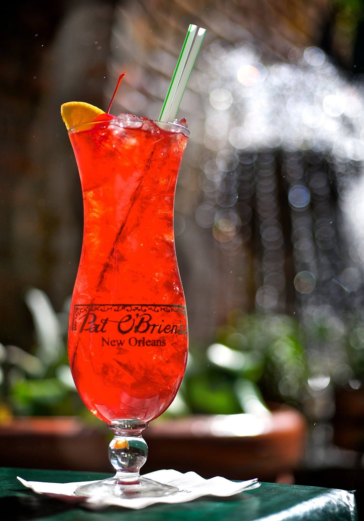 21 Iconic Cocktails And Where To Find Them In New Orleans Hurricane Drink Recipe Hurricane Drink Mardi Gras Cocktails