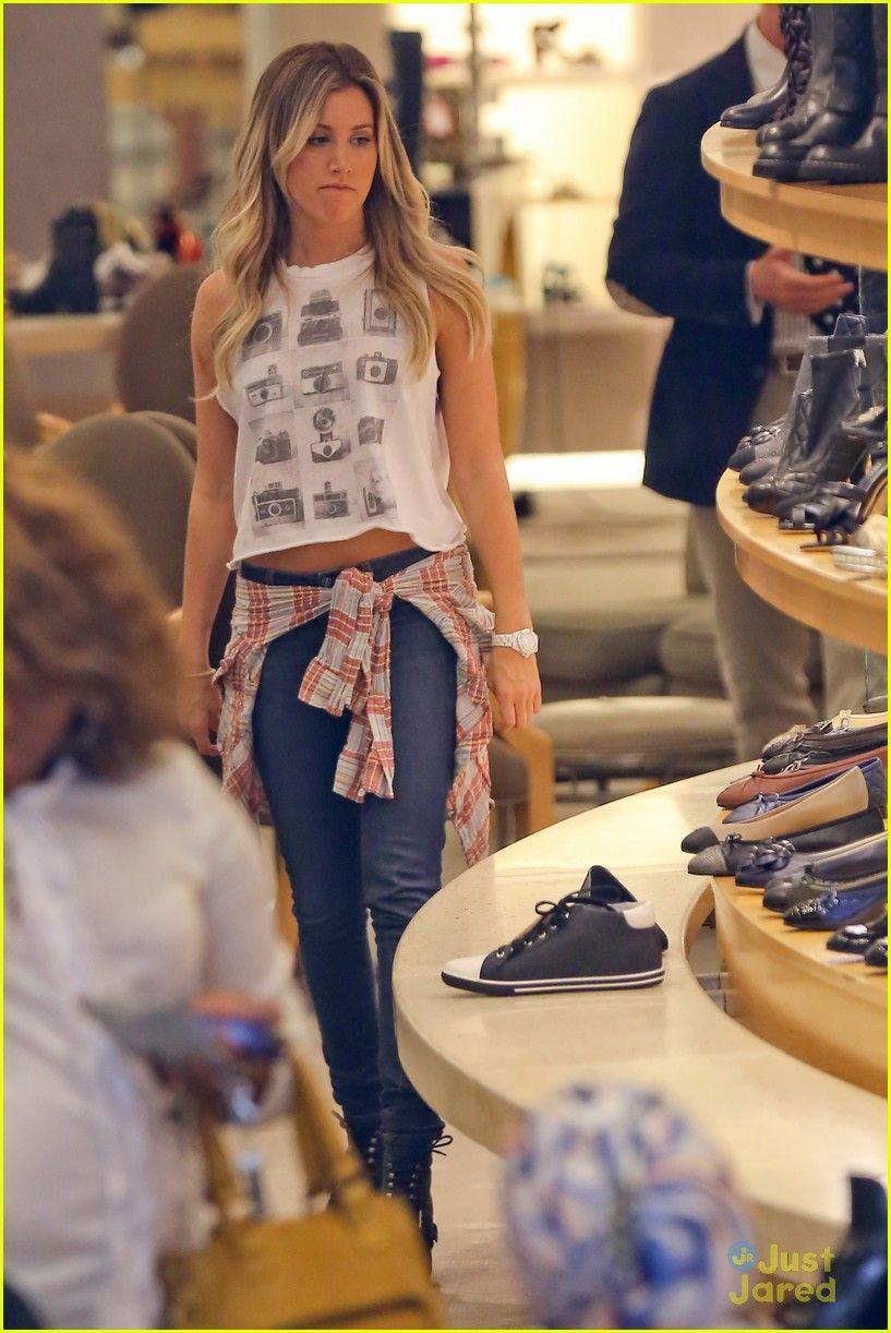 Ashley Tisdale: Shopping with Mom & Mikayla!   ashley ...