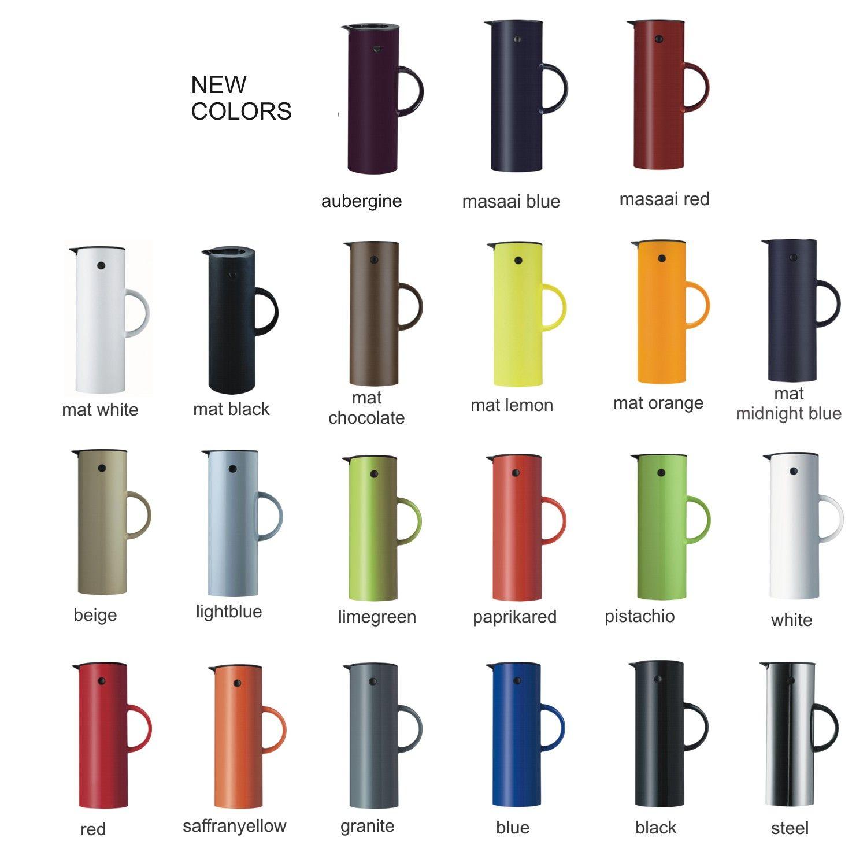 stelton vacuum jug by danish designer erik magnussen treehouse pinterest in love love. Black Bedroom Furniture Sets. Home Design Ideas